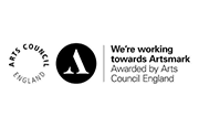 Working Towards Artsmark Logo